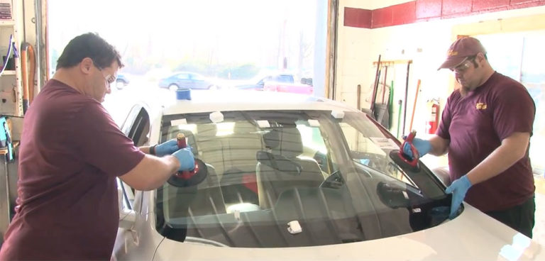 Auto Glass Replacment