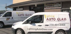 Lightning Auto Glass Atlanta Windshield Replacement
